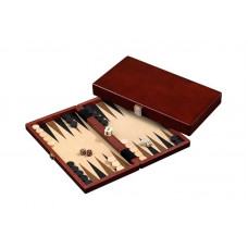 Backgammon set in wood Naxosis S Travel