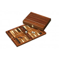 Backgammon set in Wood Epirus S Travel
