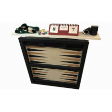 Hinged Complete Backgammon Table 9000