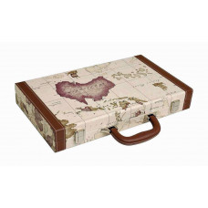 Backgammon M Middleton MAP in White