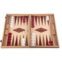 Backgammon Board in American Walnut Dionysos L