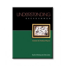 "Backgammon book 308 p ""Understanding Backgammon"""