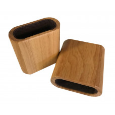 Backgammon Dice cups of Wood (9559)