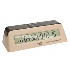 Backgammon Timer DGT 1006 Beige
