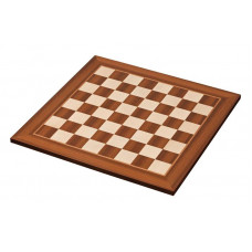 Wooden chessboard London FS 50 mm