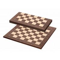 Chessboard Kopenhagen Folding Chess notation FS 50 mm