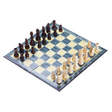 Chessboard Start Folding Chess Notation FS 30 mm