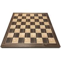 Chessboard Cassette of walnut FS 40 mm