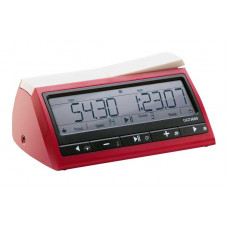 Chess clock DGT 3000 Advanced in Red