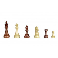 Chessmen Staunton of Bakelite Aurelius KH 110 mm
