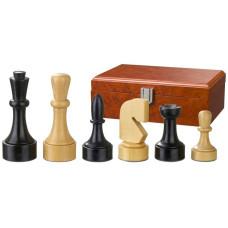Schackpjäser i modern stil 95 mm Romulus