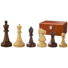 Schackpjäser modern Staunton 100 mm Augustus