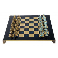 Chess complete set ML Archaic Spartans