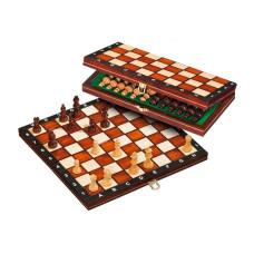Chess complete set Junior Travel S