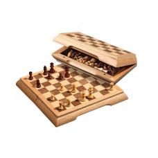 Schack komplett set Casket Magnetiskt XS