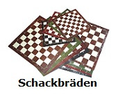 Schackbräden