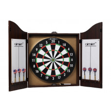 Complete Dart Contest set Kings Head