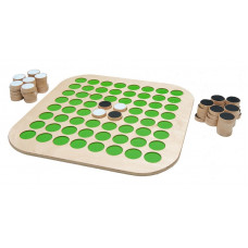 Othello / reversi Exclusive L Made of Birch Plywood