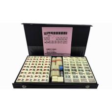 Mah Jongg Complete set Cassette design