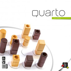 Quarto - Strategy game for 2 players