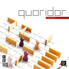 Quoridor - Strategy game for 2-4 players