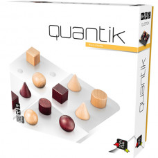 Quantik - Strategy game for 2 players