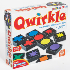 Qwirkle - Strategy game for 2-4 players